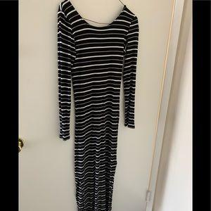 Amuse Society long sleeve dress